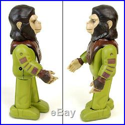 Medicom Toy PLANET OF THE APES Action Figure Archeologist Cornelius Vintage
