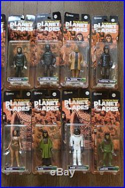 Medicom Toy UDF Planet of the Apes 14 pcs Cornelius Zira etc Ultra Detail Figure