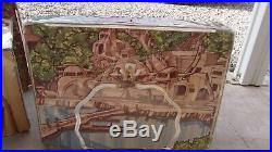 Mego 1967 Planet of the Apes Action figure Village playset
