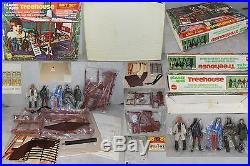 Mego 8 PLANET OF THE APES 1974 Tree House Gift Set MIB All Original OSS
