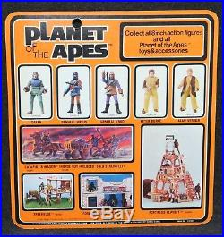 Mego 8 PLANET OF THE APES Peter Burke MOC C9+