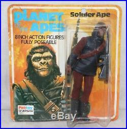 Mego 8 PLANET OF THE APES SOLDIER MOC Palitoy Bradgate 1974 Original