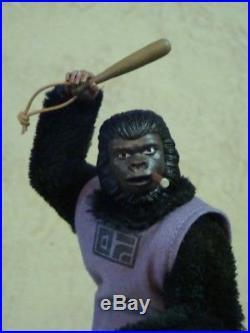 Mego Julius Custom figure 8 from Planet of the Apes POTA zaius ursus taylor