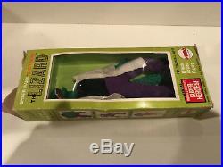 Mego Lizard 1974 8 Figure Spiderman's Enemy- New In Box