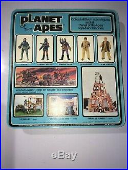 Mego PLANET OF THE APES ALAN VERDON Action Figure original card UNPUNCHED