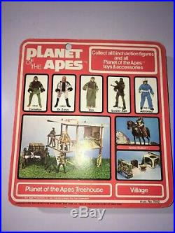 Mego PLANET OF THE APES ASTRONAUT Action Figure original card