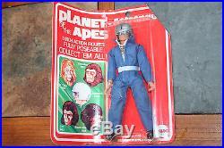 Mego POTA vintage Planet of the Apes MOC figures Alan Verdon Soldier Astronaut