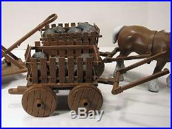 Mego Planet Of The Apes 1975 Horse Catapult & Wagon Set Canada Rare
