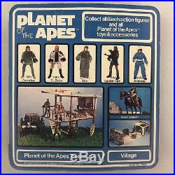 Mego Planet Of The Apes Cornelius Original Carded Figure (Resealed)