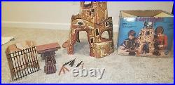 Mego Planet Of The Apes Fortress Playset withoriginal box1975 collectors piece htf