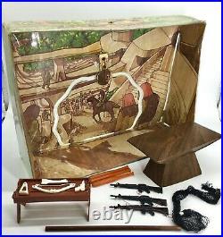 Mego Planet Of The Apes Village Playset 1974 Complete, Vintage