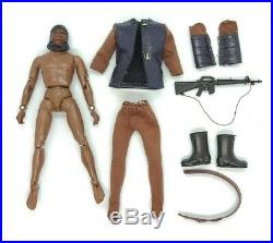 Mego Planet of The Apes Lizard Suit Soldier Ape Complete Original 1974 with Box