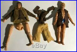 Mego Planet of the Apes 24 Piece Lot Figures & Accessories ALL ORIGINAL PARTS