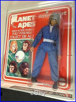 Mego Planet of the Apes Astronaut 1974 8 Action Figure AFA 85 Subs 80/85/85