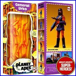 Mego Planet of the Apes COMPLETE 10 BOX SET Repro for POTA 8 Figure Custom Lot