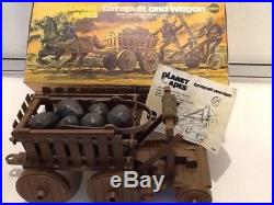 Mego Planet of the Apes Catapult & Wagon in Box