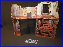 Mego Planet of the Apes Forbidden Zone Playset (Restored)