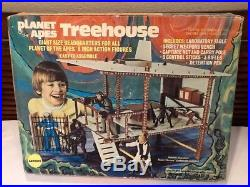 Mego Planet of the Apes Treehouse Playset with box