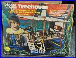 Mego Planet of the Apes Treehouse playset in box vintage 1974 CLEAN TOY