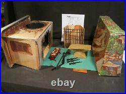 Mego Planet of the Apes Village Playset (Complete)