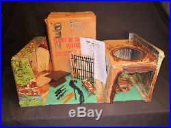 Mego Planet of the Apes Village with Mailer Box (Complete)