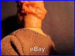 Mego Planet of the apes Peter Burke Variant T2 Body (Orange Colored Hair)