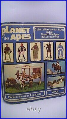 Mego Vintage Cornelius Planet Of The Apes Original 1973 Action Figure Brand New
