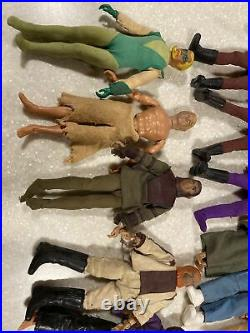 Mego planet of the apes lot of 13