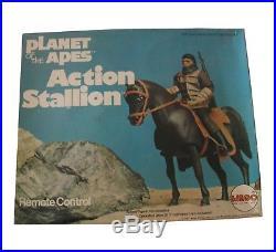 Mego vintage Planet of the Apes Action Stallion MEGO 1967 ORIGINAL