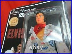 Modern Mego / I Star Elvis Presley Factory Sample Mock Up 8 Figure