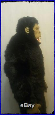 Monkey suit Planet of the Apes muscle suit costume for halloween / fursuit fur