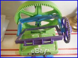 Monster Machine Maker Box Vintage 1977 Gabriel Frankenstein Muck Galaxogg Etc