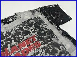 Mosquitohead Planet of the Apes 1994 Tee