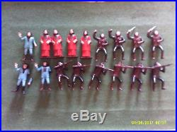 Multiple Toymakers Planet Of The Apes Big Playsetwith Box