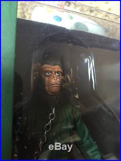 NECA Planet Of The Apes Classic Caesar SDCC 2015 Exclusive