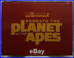 NEW! Medicom Planet of The Apes General Ursus 1000% Bearbrick