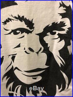NIGO Nowhere BAPE Undercover Cornelius Planet of the Apes Vintage T-shirt Tee M