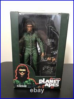 Neca Planet Of The Apes Classic Series 3 ALDO CONQUEST CAESAR Complete Boxed 7