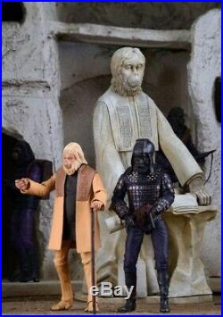 Neca Planet Of The Apes Lawgiver 12 Statue Ltd Edition UK New