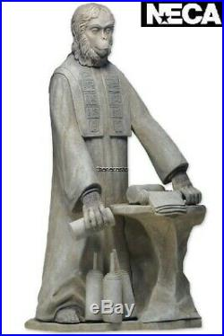 Neca The Planet of the Apes Classic Series Lawgiver 12 Inch Resin Statue New