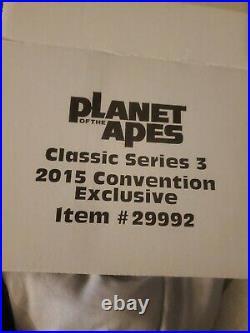 Neca planet of the apes Conquest Gorilla General Aldo Caesar SDCC 2015 exclusive