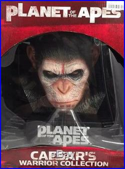 New Dawn of the Planet of the Apes Limited Caesars Warrior Collection BluRay Set