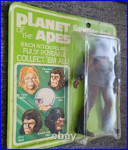 ORIGINAL 1967 Mego SOLDIER APE Mint on Card. MOC. Planet of the apes