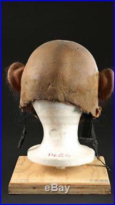 ORIGINAL 2001 Planet of the Apes Rare Battle Chimp mask Film Propstore COA