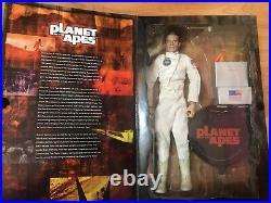 ORIGINAL Planet Of Apes ASTRONAUT TAYLOR Sideshow Exclusive 1/6 Figure 12 RARE