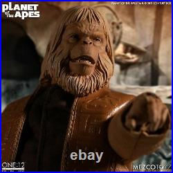 One12 Collective Planet of the Apes (1968) DR ZAIUS 6 figure Mezco Preorder