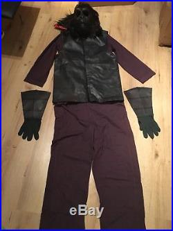 Original screen worn 1970 Beneath The Planet Of The Apes background ape costume