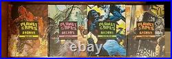 PLANET OF THE APES ARCHIVE VOL 1 2 3 4 Hardcover Boom Marvel Terror Beast Quest