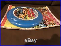 PLANET OF THE APES AZRAK HAMWAY AHI FRISBEE c1967 NEW IN PACKAGE! - VINTAGE APES