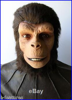 PLANET OF THE APES Apemania CORNELIUS Deluxe LIFE-SIZE Bust RODDY McDOWALL Rare